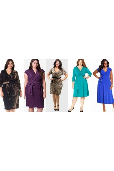 Платье на торжество для пышной фигуры: выбираем идеальный фасон